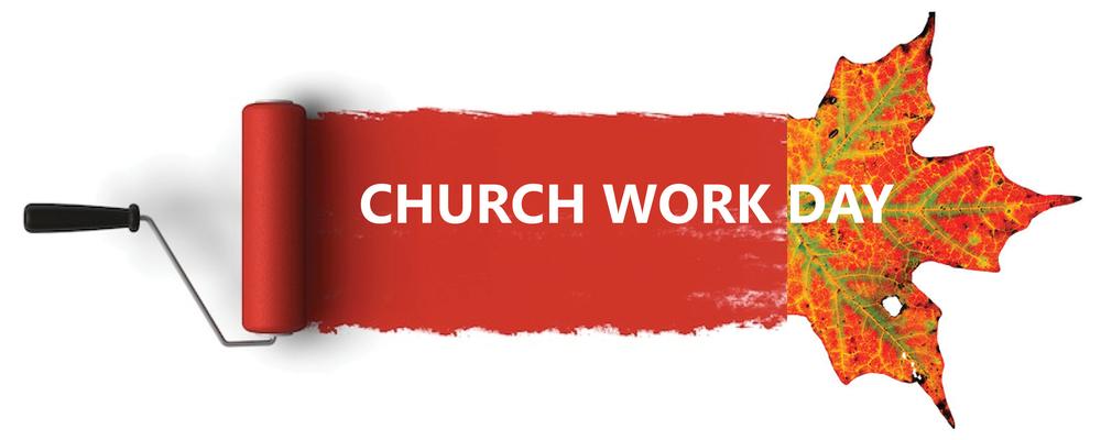 Church Clean-Up