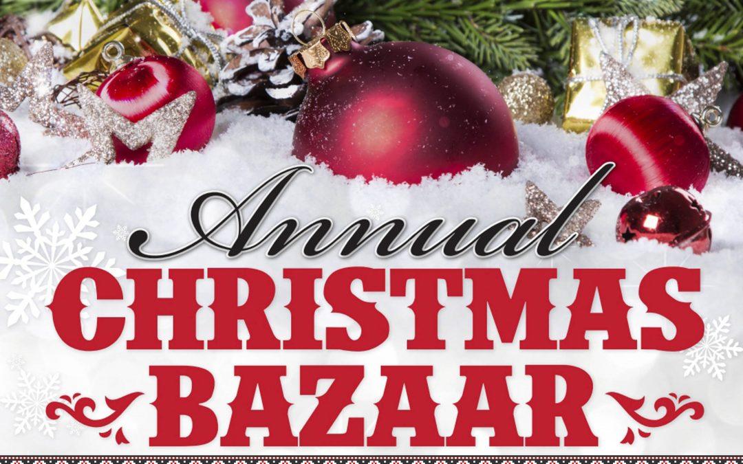 Church Bazaar – Nov. 30th, 11:00 pm – 3:00 pm