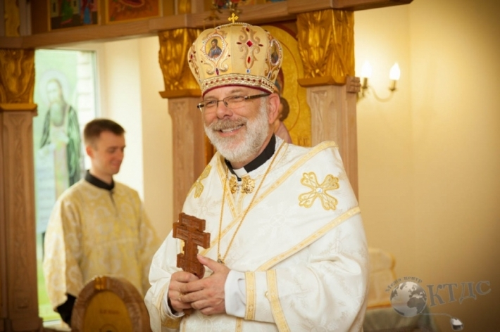 Bishop Ken Nowakowski Appointed to Eparchy of Holy Family in London