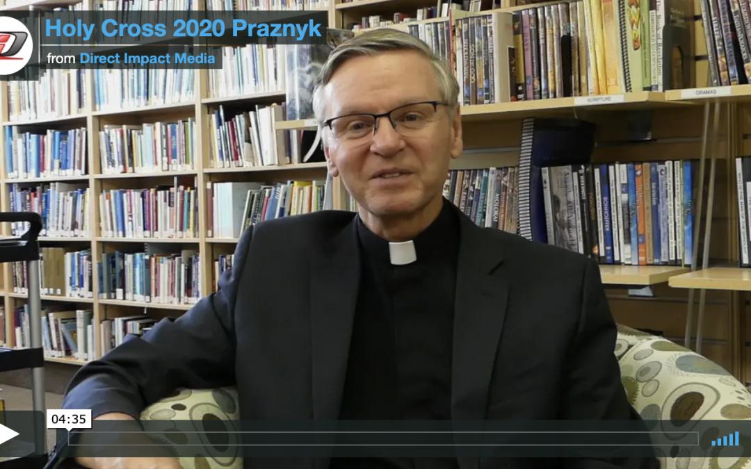 Congratulations on our Praznyk